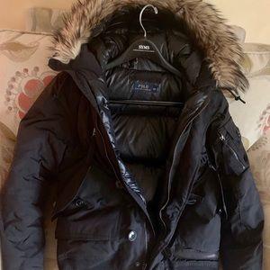 🔥Warm Ralph Lauren Fur jacket